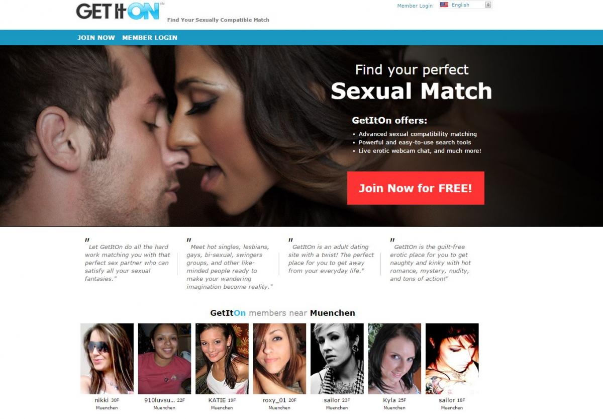 sex only dating