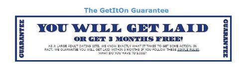 Guaranteed hookup sites